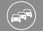 Traffic impact icon